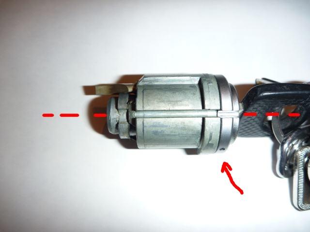 schloss zylinder aufbohren